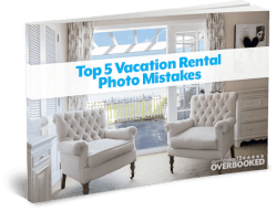 Top 5 Vacation Rental Photo Mistakes ebook cover